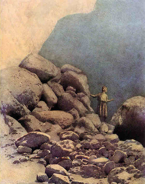 474px-The_Valley_of_Diamonds_by_Maxfield_Parrish